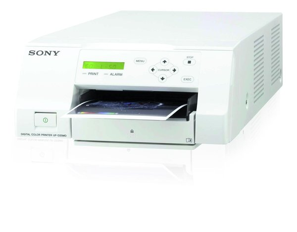 SONY UP-25MD - Analoger Farbdrucker/Videoprinter A6